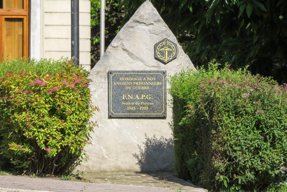 Plaque F.N.A.P.G Thimister