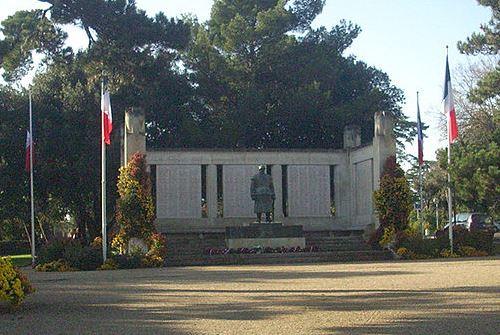 Oorlogsmonument La Rochelle