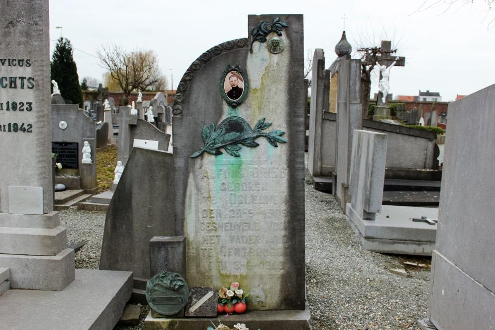 Belgian War Graves Beigem