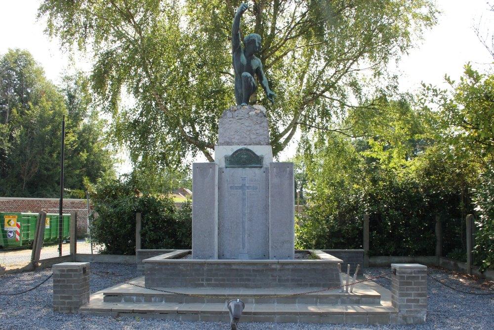 War Memorial Lamine