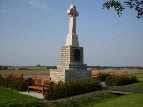 Schots Monument Zonnebeke