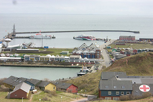 Festung Helgoland - Former Navy Base Helgoland