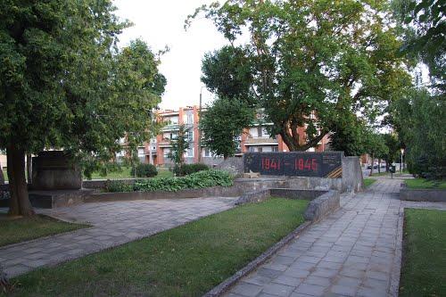 Bevrijdingsmonument Krāslava