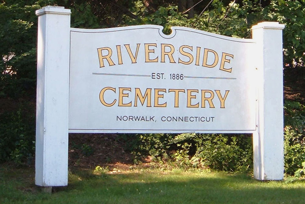 Amerikaanse Oorlogsgraven Riverside Cemetery