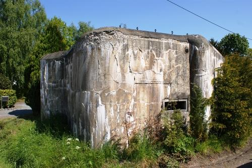 KW-Linie - Bunker P18