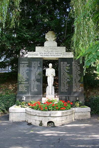 War Memorial Bad Sauerbrunn