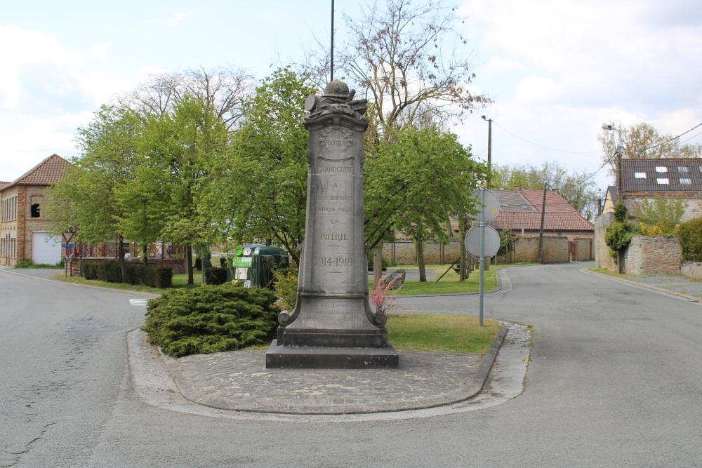 War Memorial Grandglise
