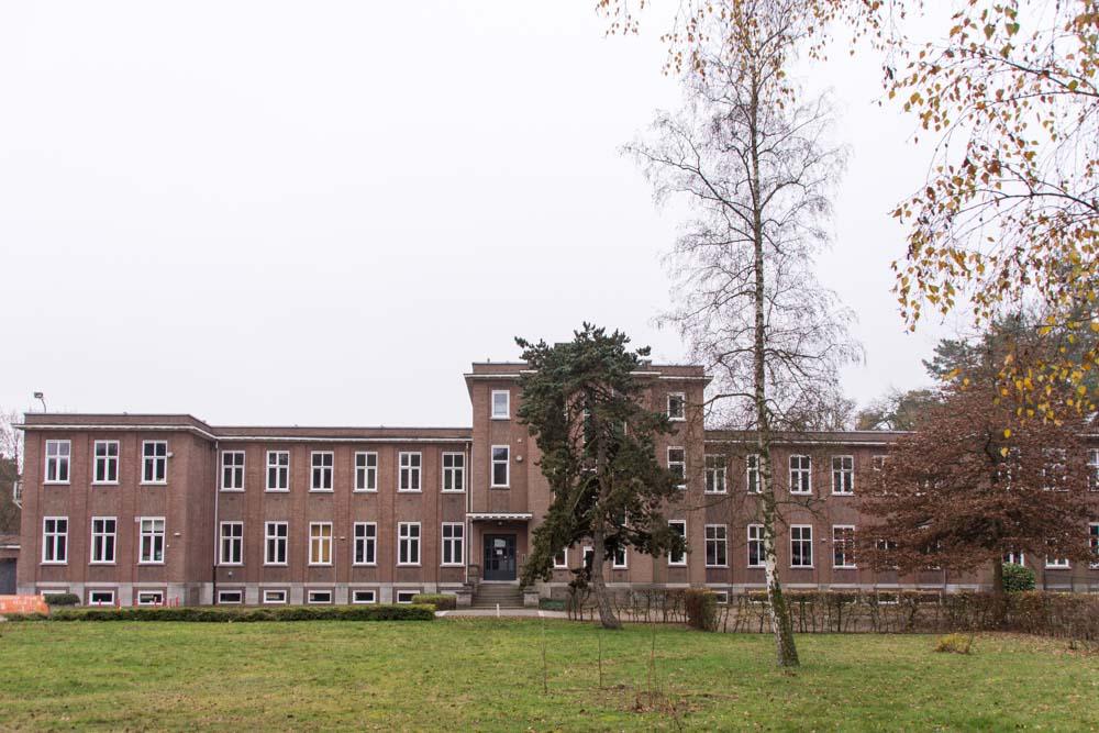 St. Josef College & Former War Cemetery Turnhout