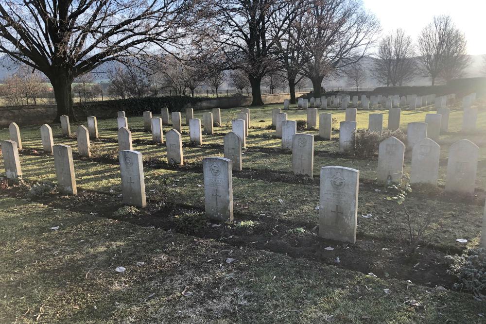 Polish War Graves Boedapest