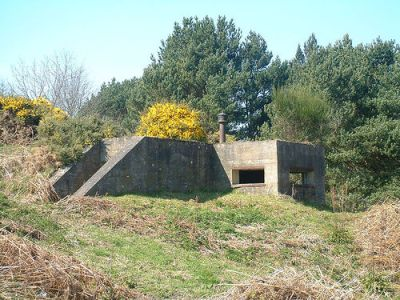 Coastal Defense Position Cromarty
