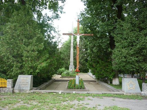 Soviet War Cemetery Tanske