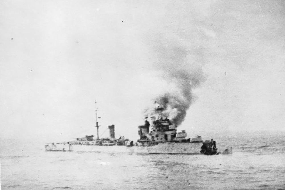 Ship Wreck Bartolomeo Colleoni
