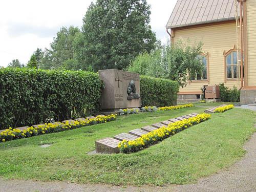Finnish War Graves Auran