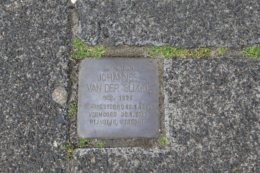 Stumbling Stone Van Gilselaan 14