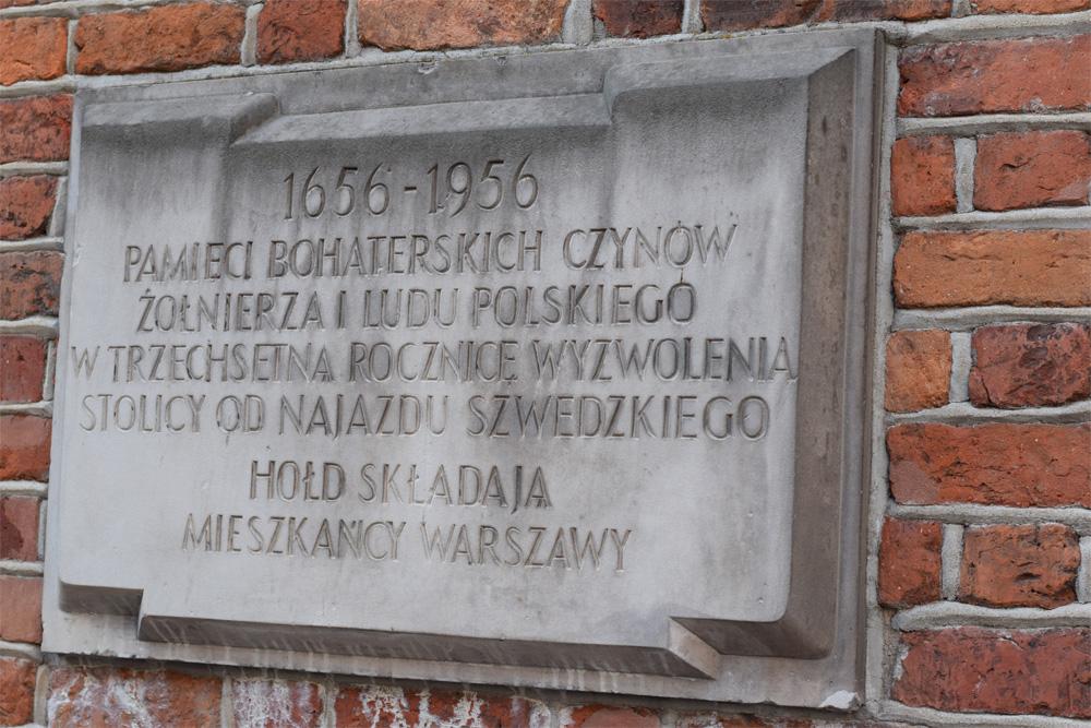 Barbakan Warsaw