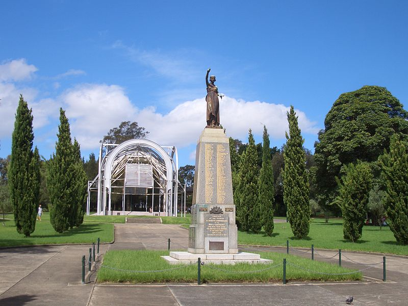 War Memorial Leichhardt