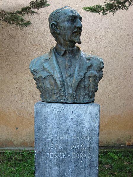 Buste Vladimir Nazor