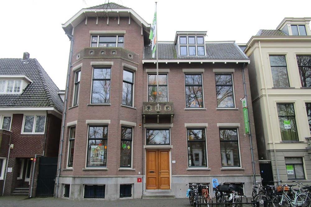 Headquarters NSB (Dutch National-Socialist Movement)