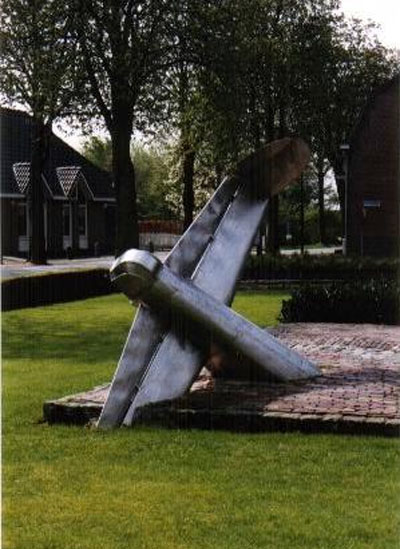 Crash Memorial Westerbeek