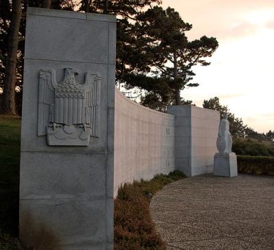 Monument Westkust U.S.A.