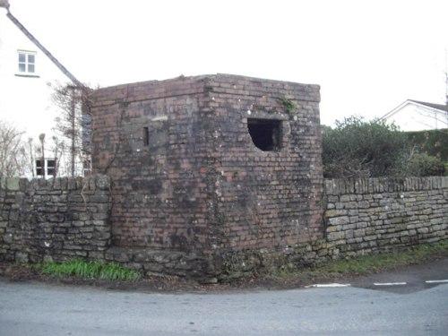 Bunker FW3/22 St Hilary