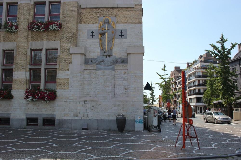Memorial Rebuilding Roeselare