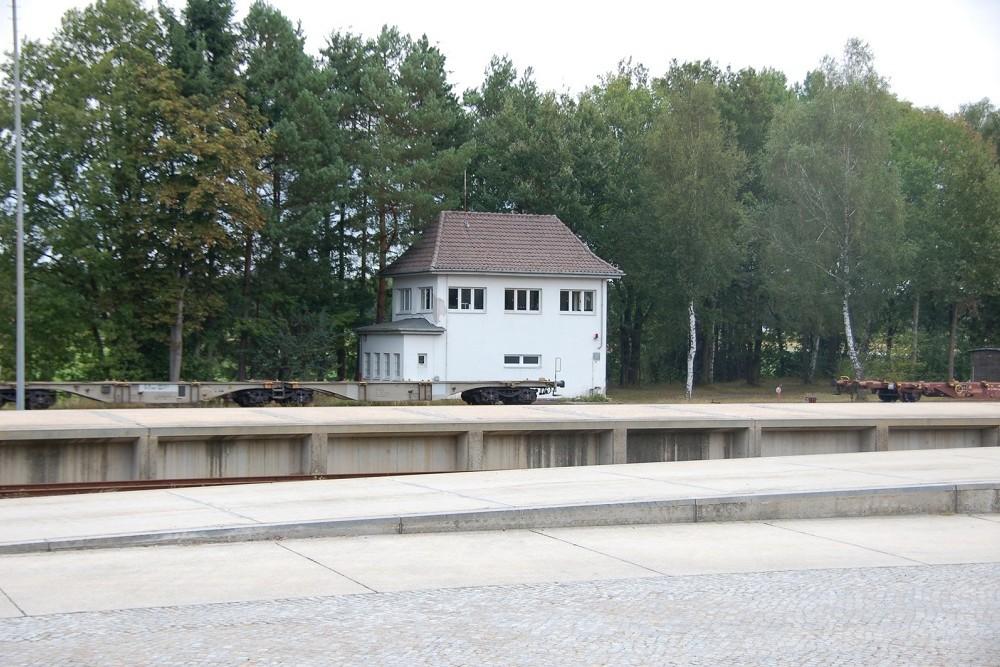 Railway Station Concentration Camp Bergen-Belsen
