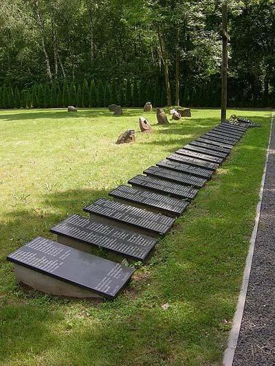 Begraafplaats Werkkamp Lambinowice (1945-1946)