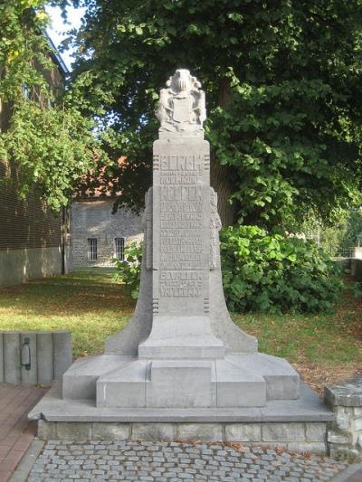 War Memorial Berg