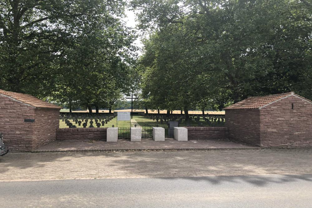 Duitse Oorlogsbegraafplaats Belleau