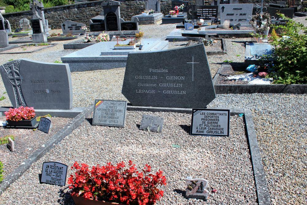 Veteran War Graves Ambly