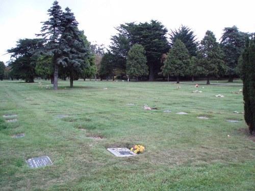 Oorlogsgraven van het Gemenebest Ruru Cemetery