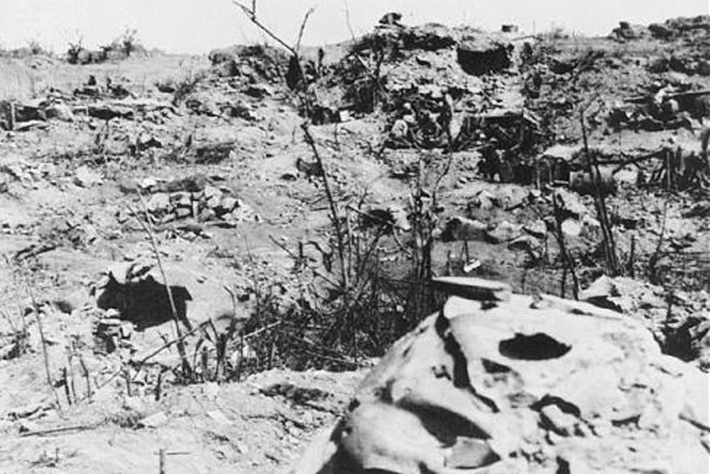 Iwo Jima - Hill 382