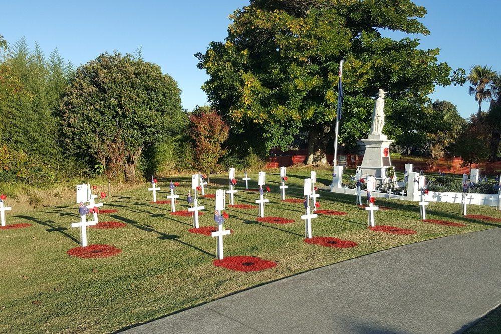War Memorial Matakana