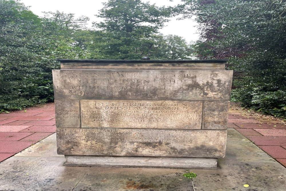 War Memorial Brandlecht