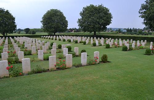 Commonwealth War Cemetery Foiano Della Chiana