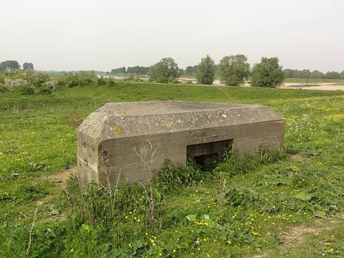 Fort Pannerden - S3-Kazemat 4
