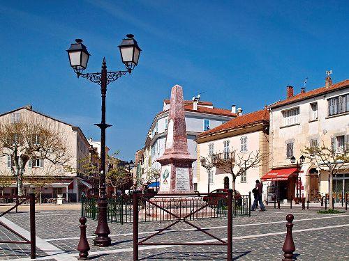 Oorlogsmonument Saint-Florent
