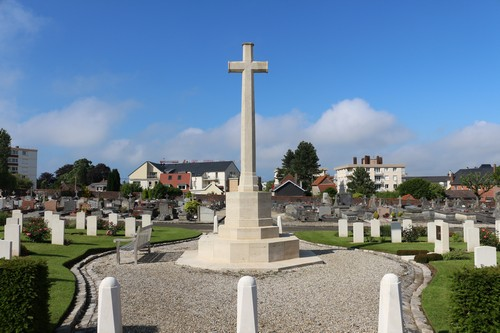 Commonwealth War Graves Dieppe