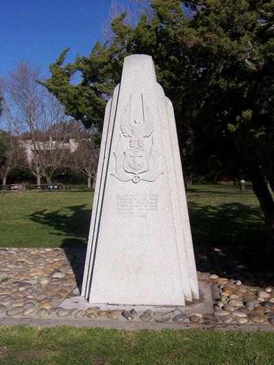 Merchant Navy Memorial Alameda