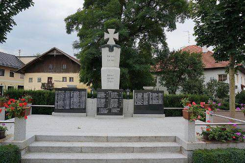 War Memorial Polling im Innkreis