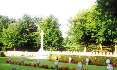 Commonwealth War Graves Esbjerg