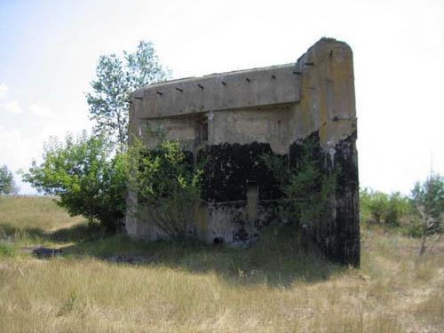 Molotovlinie - Mitrailleursnest (Nr. 241)