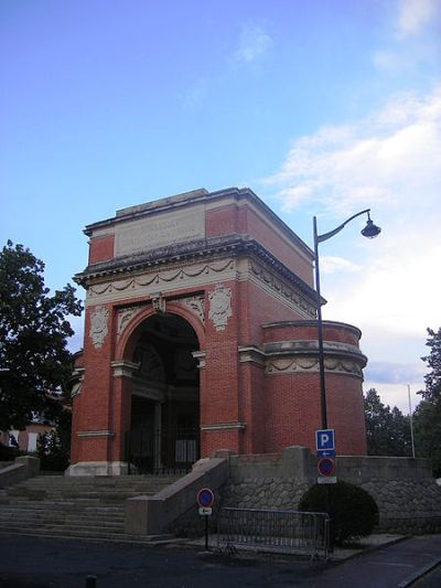 Oorlogsmonument Albi