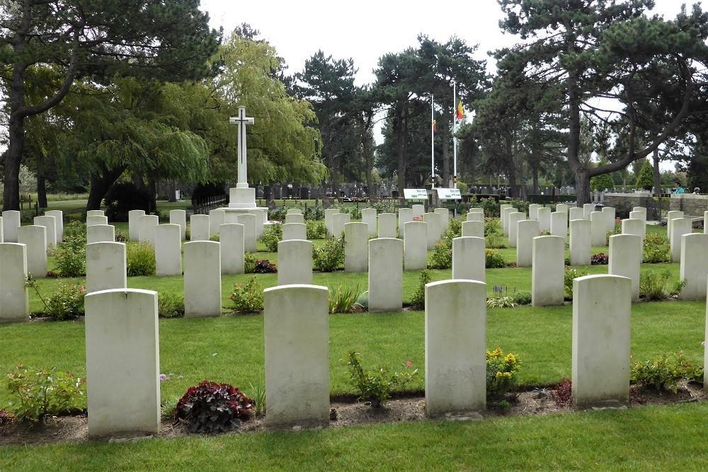 Commonwealth War Graves Oostduinkerke