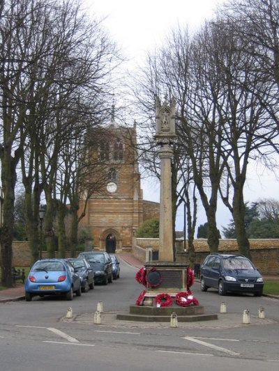 War Memorial Rothwell