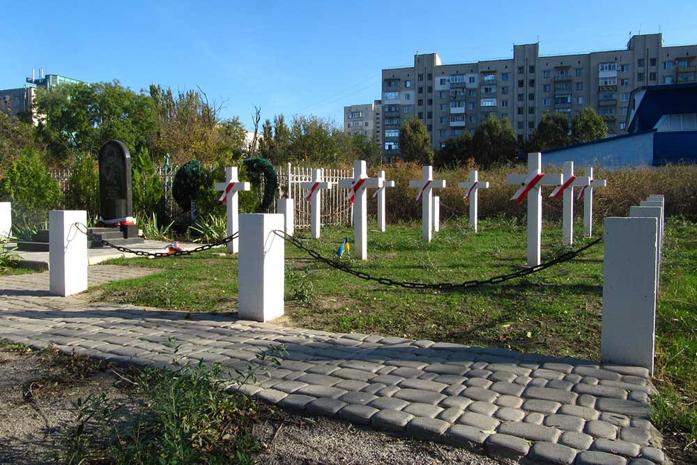 Poolse Oorlogsgraven Kherson