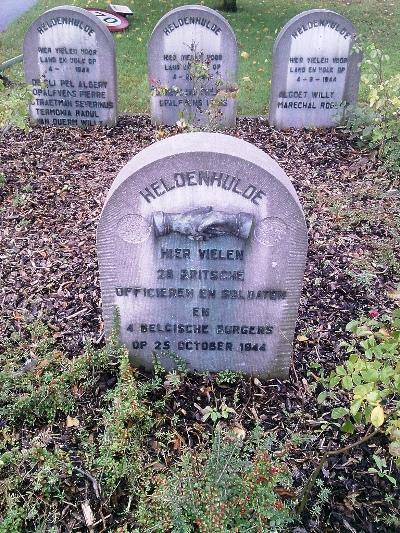 Memorial Victims V-1