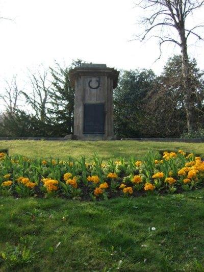 War Memorial Morpeth