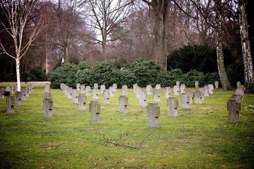 Duitse Oorlogsgraven Hannover-Stöcken